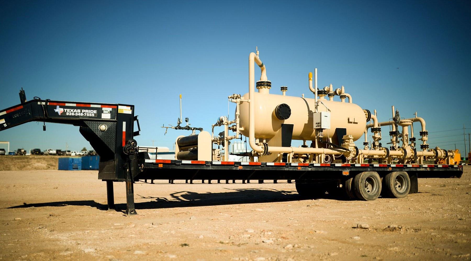 Oil & Gas Separator