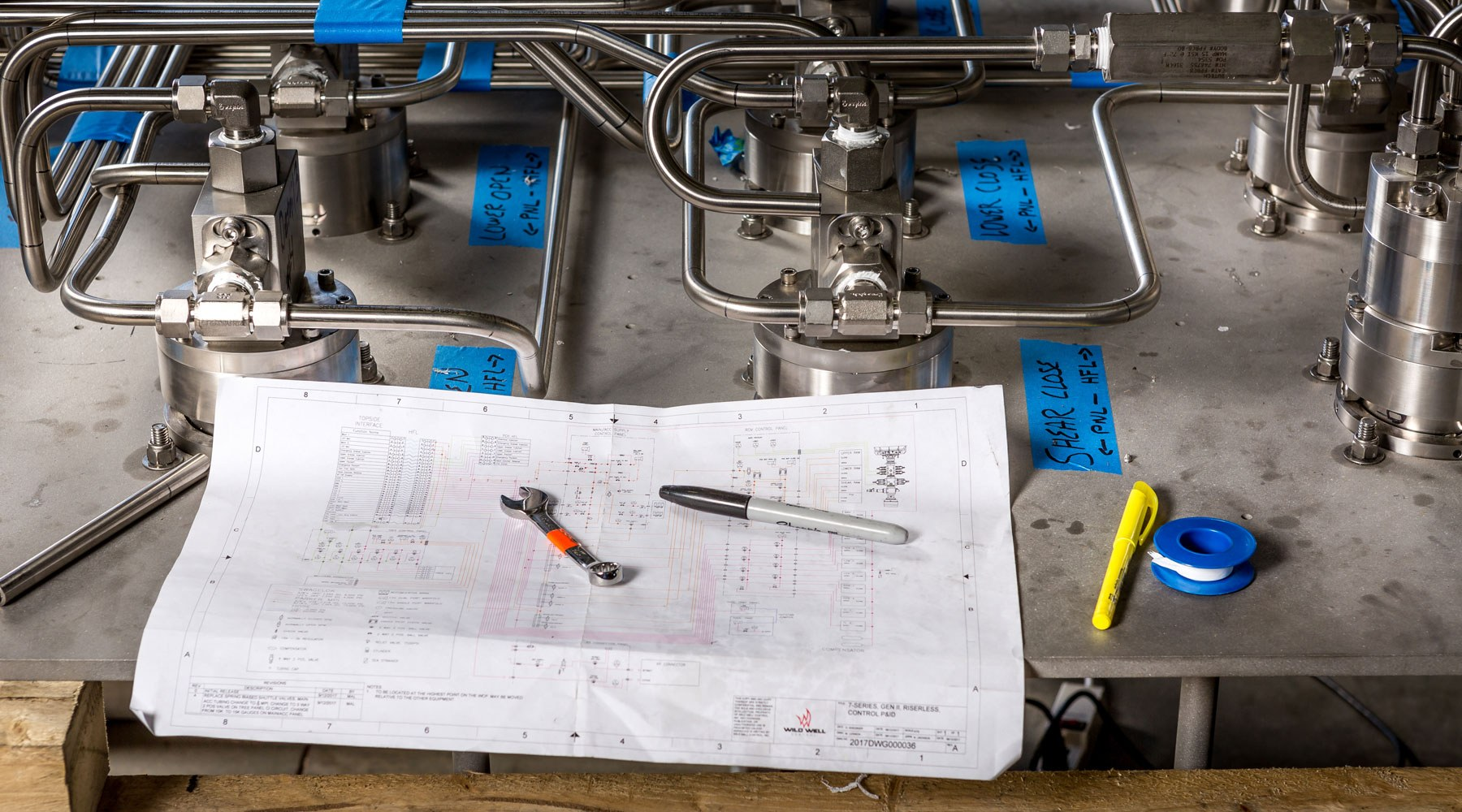 Subsea engineering planning